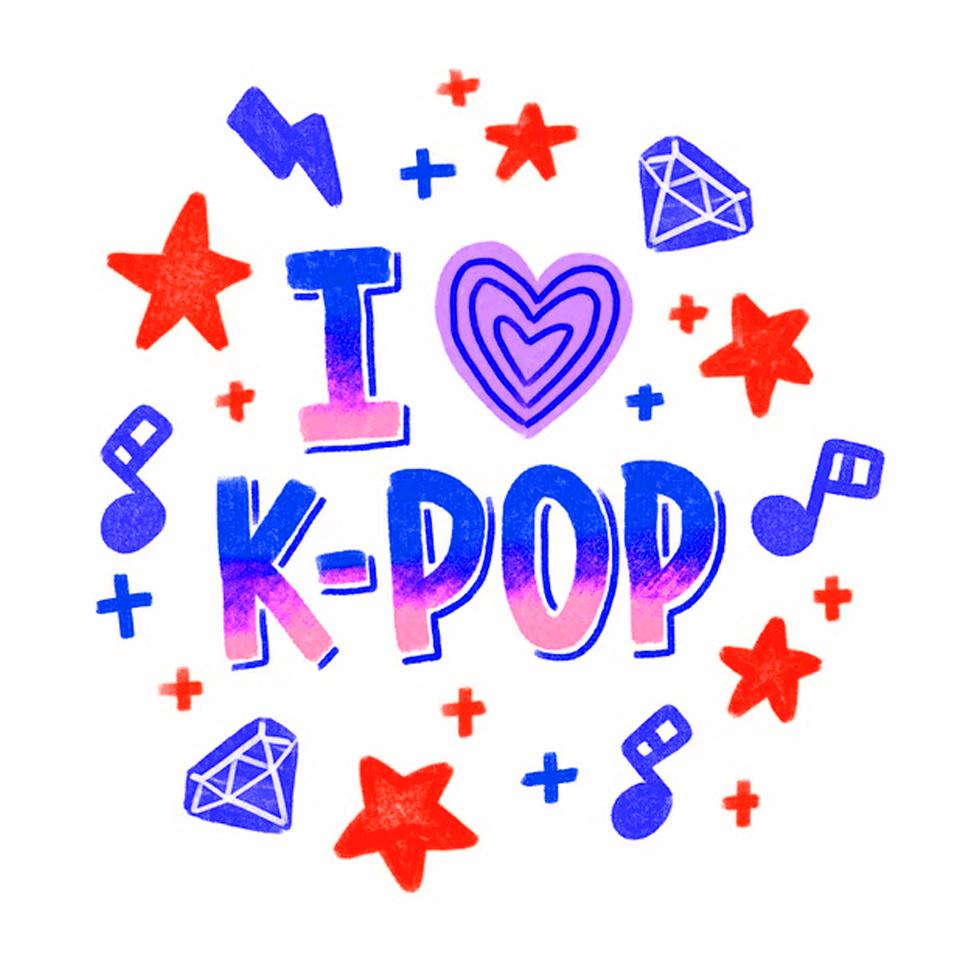 K-POP Island