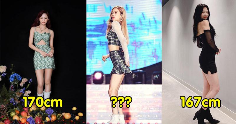 22 Tallest Girl Group Members In K-Pop