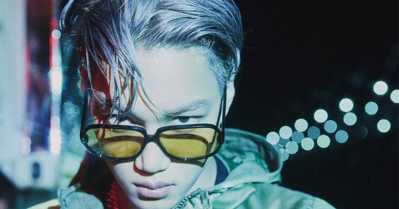 "EXO's Kai Drops Alluring MV For Solo Debut Track ""Mmmh"""