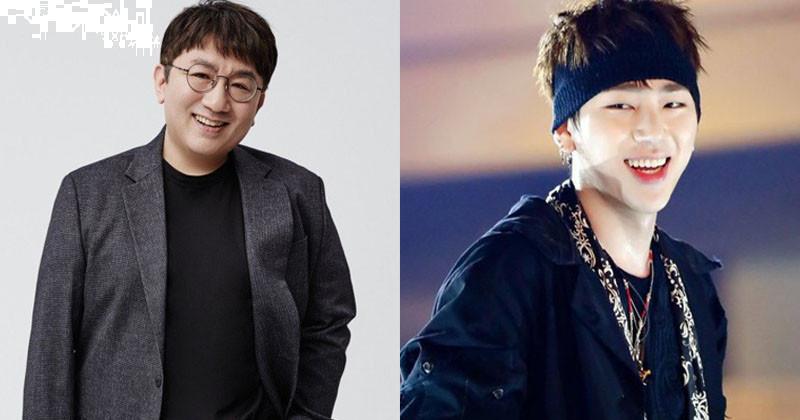 Zico Joins Big Hit Entertainment