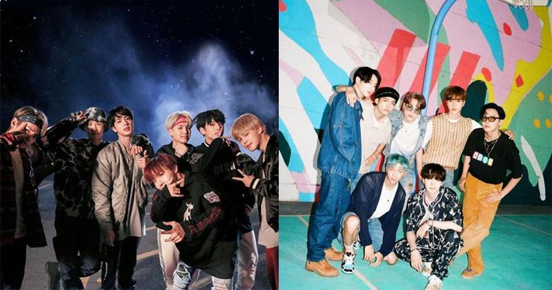 """BTS's """"MIC Drop"""" Remix and """"Dynamite"""" MV Sets New Achievement"""