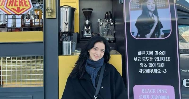 These 8 K-Pop Idols Showed Their Love For Their Fellow Members Through Coffee Trucks