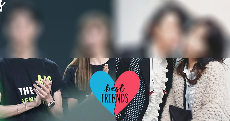 4 K-pop BFFs - Best Friends Forever  You Might Know