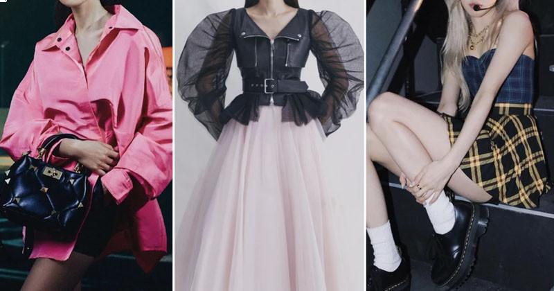 Best Of K-pop Fashion From Louis Vuitton To  Saint Laurent