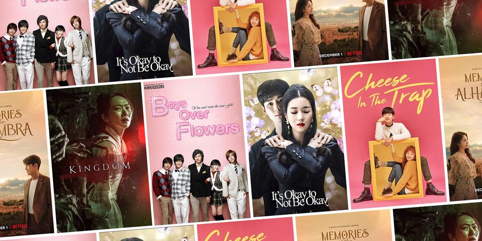 10 Best Korean Drama Series You Can Stream On Netflix (Part 1)