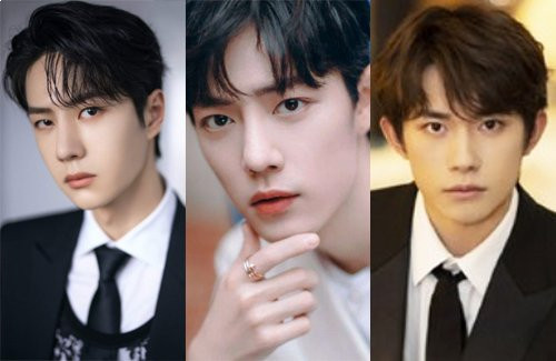 Chinese Male Celebrities With the Most Active Fans in First Quarter of 2021