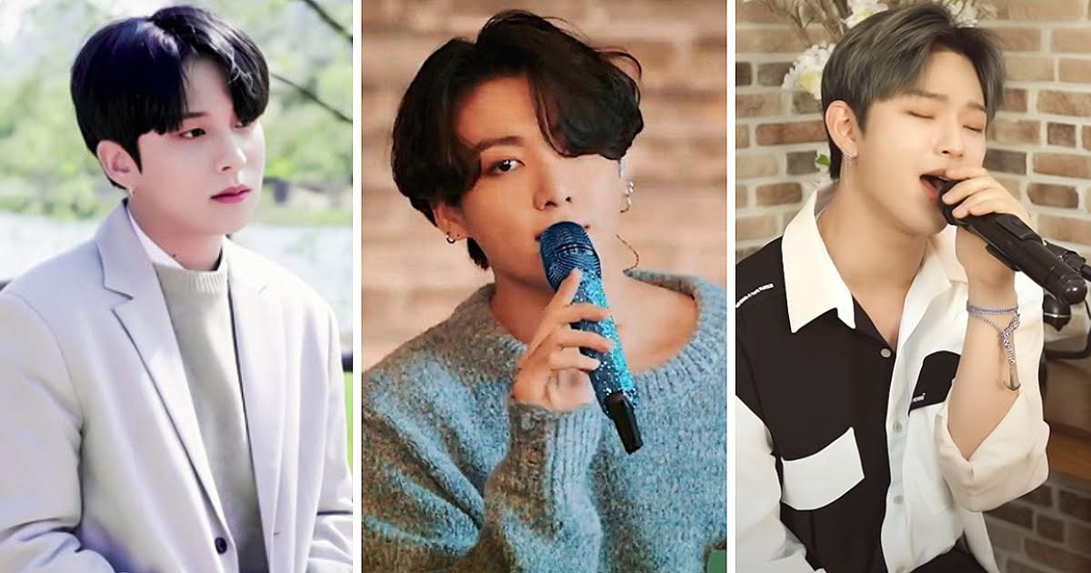 Here Are 5+ OST Covers From Male K-Pop Idols You Need To Hear