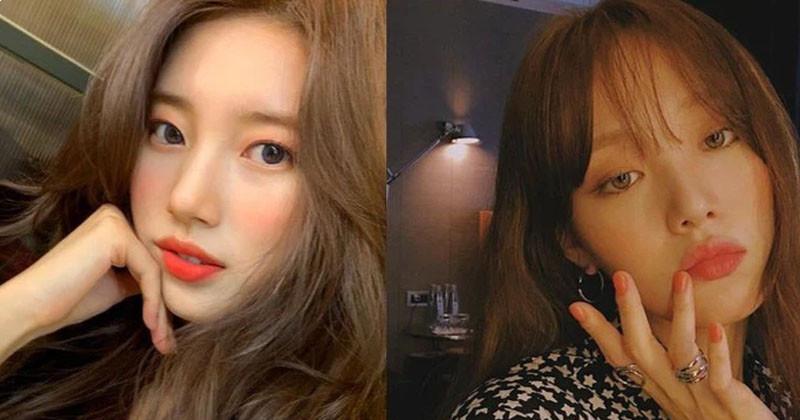 IU, Bae Suzy, Red Velvet's Joy, Lee Sung-Kyung, & More, Instagram's Most Followed Korean Actresses
