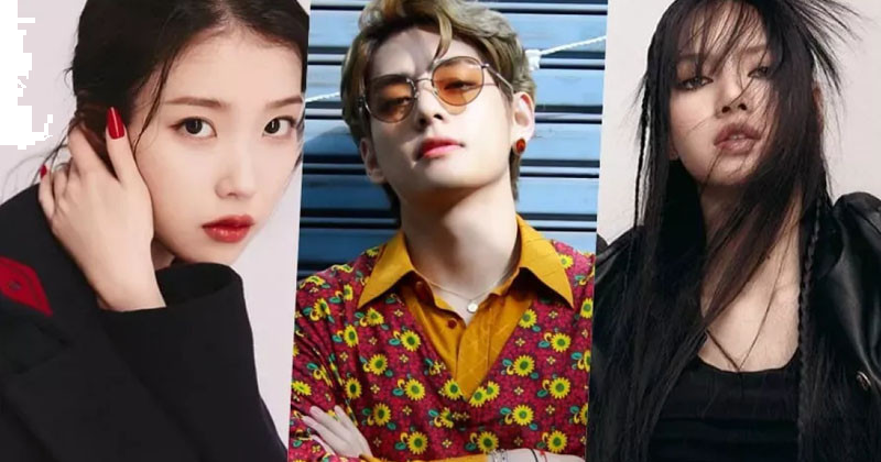 These Idols Are The Most Searched K-Pop Idols Worldwide for the First Half of 2021