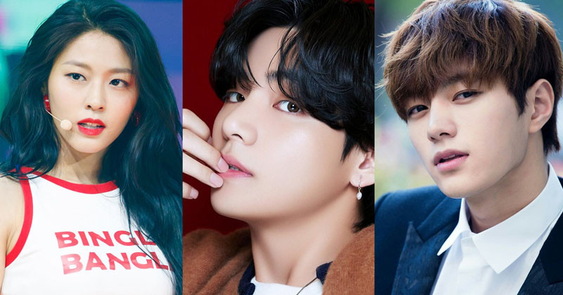 Netizens Pick The Most Legendary K-pop Idol Visuals Of All Time