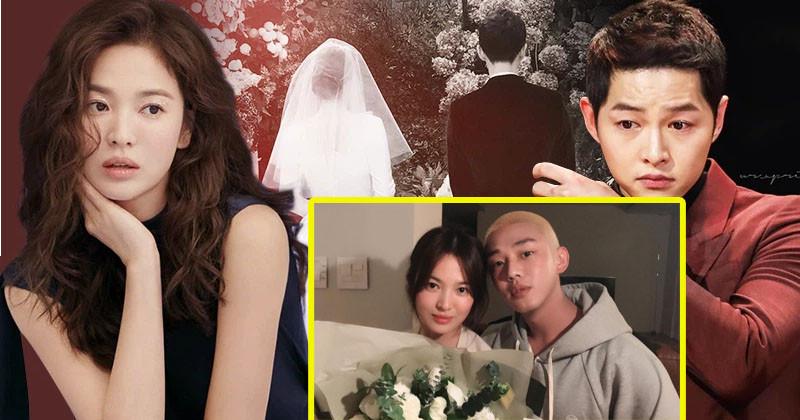 Song Hye Kyo Instagram Update: She Posts Heartfelt Photo With Longtime Best Friend Yoo Ah In