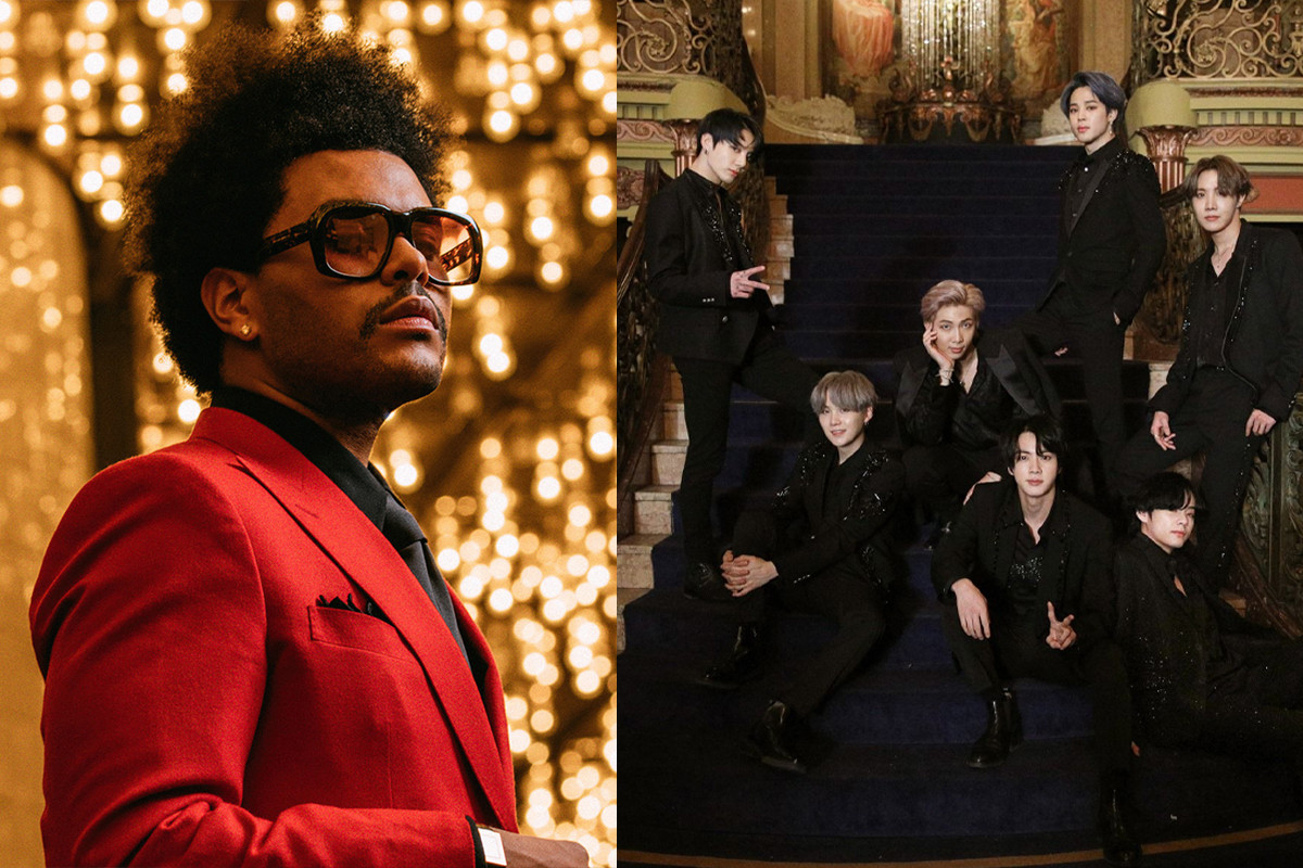 ARMY angered after The Weeknd beats BTS record with latest album 'After Hours'