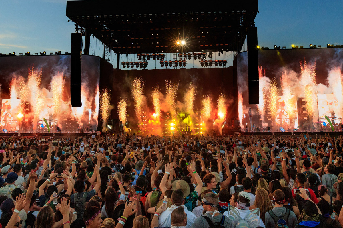 List of music festivals affected by COVID-19 around the world