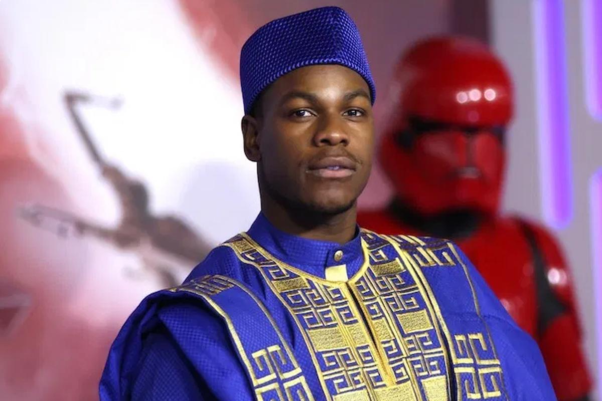 """Star Wars"" actor John Boyega teams up with Netflix"