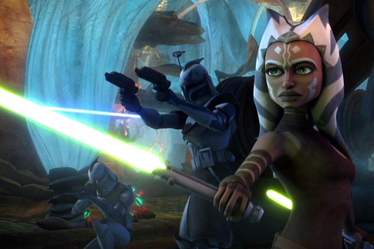 """""""Star Wars: The Clone Wars"""" TV Spot teases new Disney return of Ahsoka"""