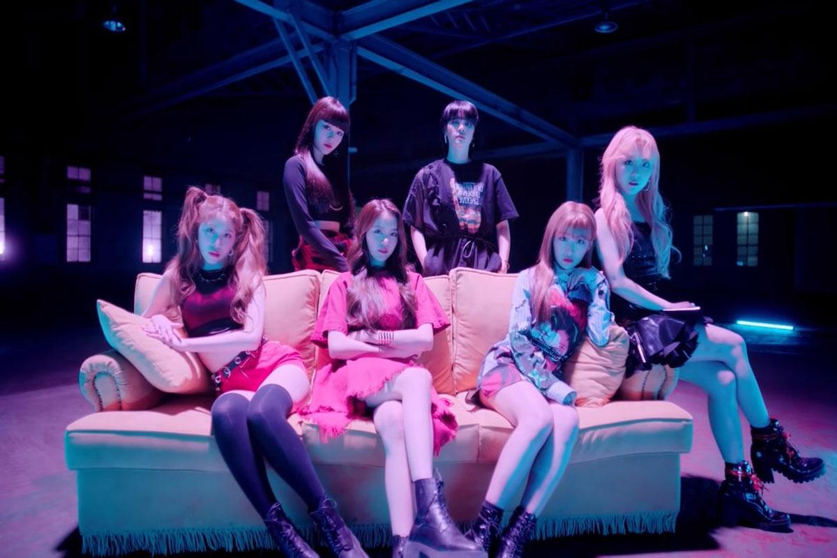 "GWSN drop new music video ""Bazooka"""