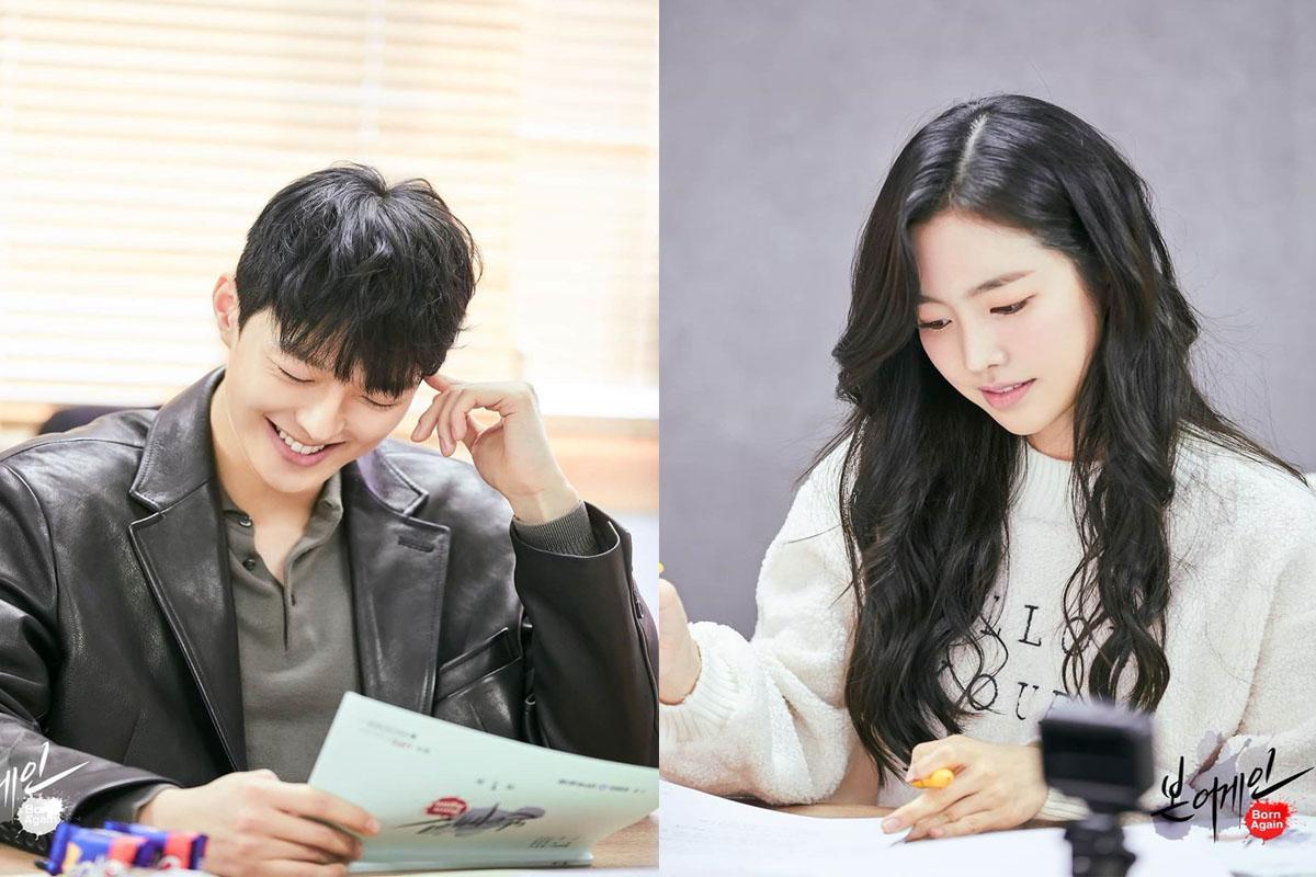 "Jang Ki Yong and Jin Se Yeon fascinated together in ""Born Again"""