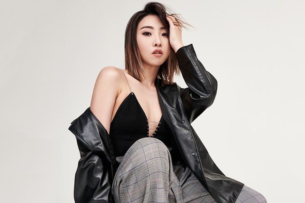 Minzy updates fans on her the end of her legal dispute with Music Works