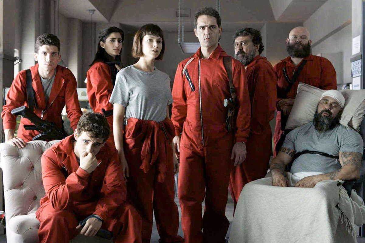 8 interesting facts about Spanish TV series 'Money Heist'