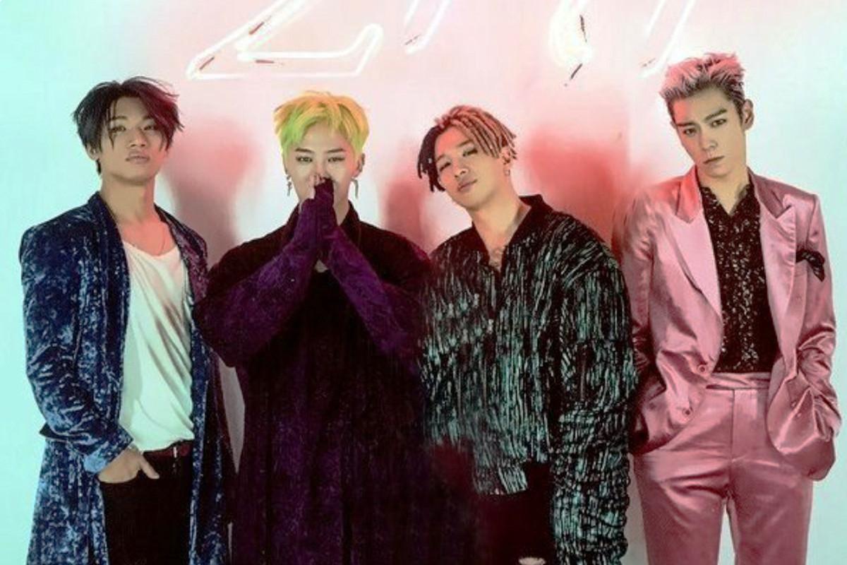 BIG BANG rumored to release new music before Coachella 2020