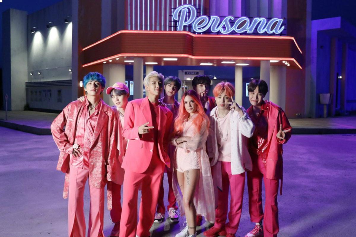 "BTS's ""Boy With Luv"" becomes fastest Korean boygroup MV reach 750M views"