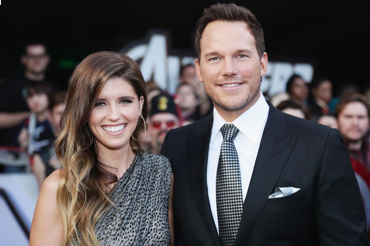 Chris Pratt and Katherine Schwarzenegger expecting baby