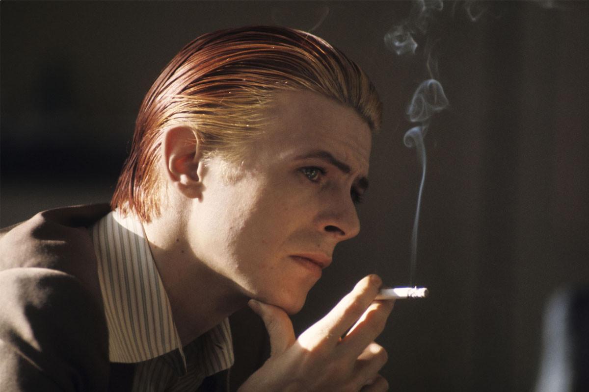 David Bowie biopic lands online red carpet