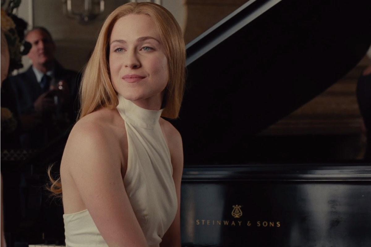 Evan Rachel Wood using coronavirus lockdown to learn piano
