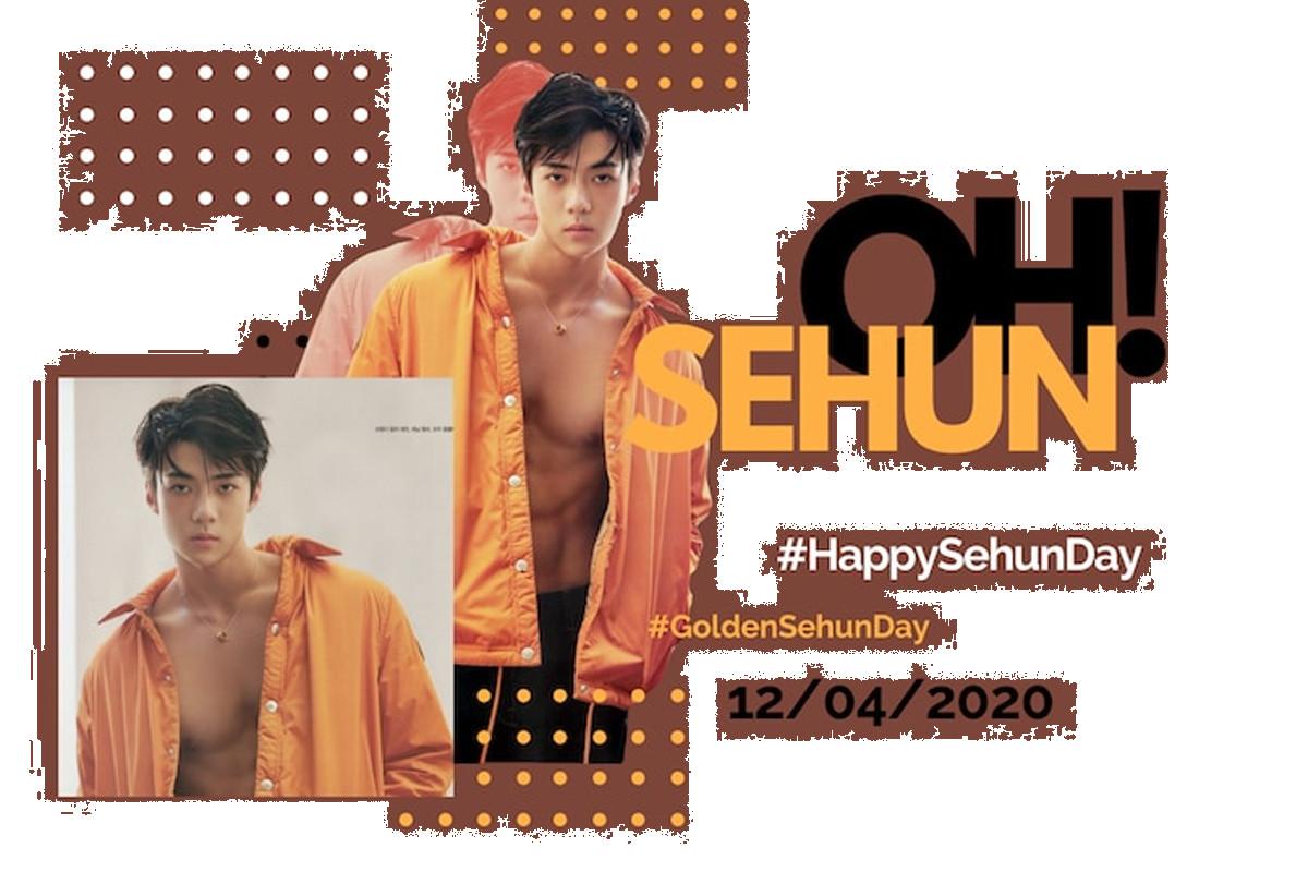 #GoldenSehunDay reaches 1M tweets as fans celebrate EXO Sehun's birthday
