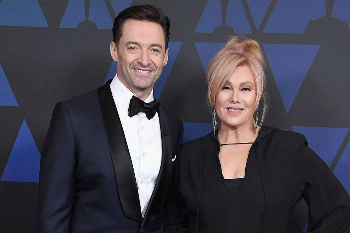 Hugh Jackman reveals the  secret to his 23-year marriage with Deborra-Lee Furness