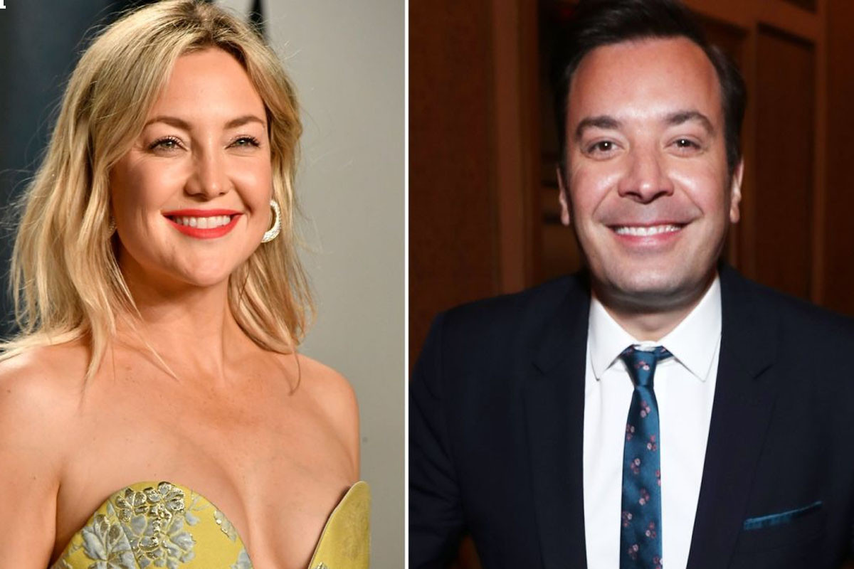 Kate Hudson and Jimmy Fallon admit they could have dated back in the day