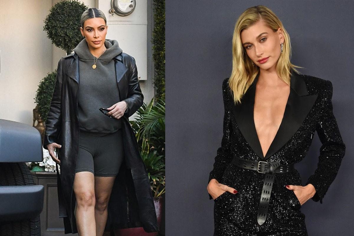 Kim Kardashian, Hailey Baldwin team with Carine Roitfeld for virtual fashion show