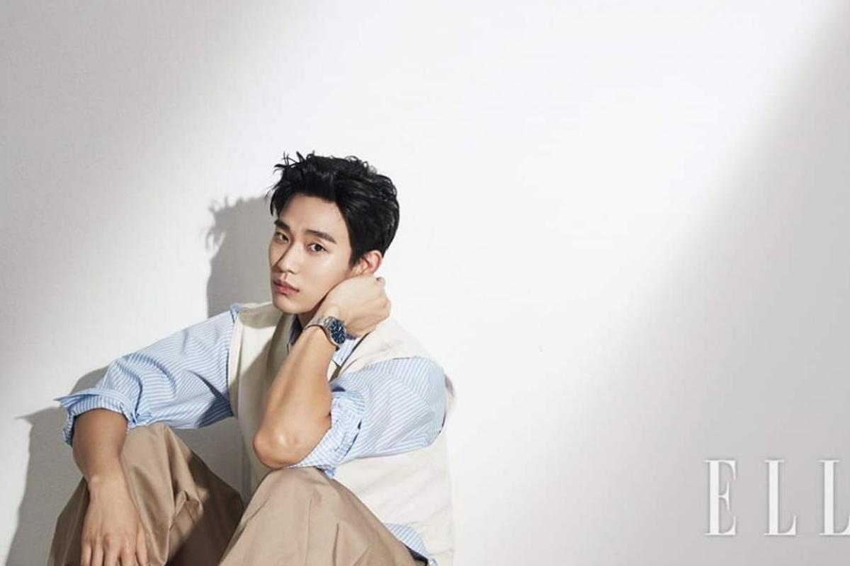 Kim Soo Hyun becomes the representative model for watch brand MIDO