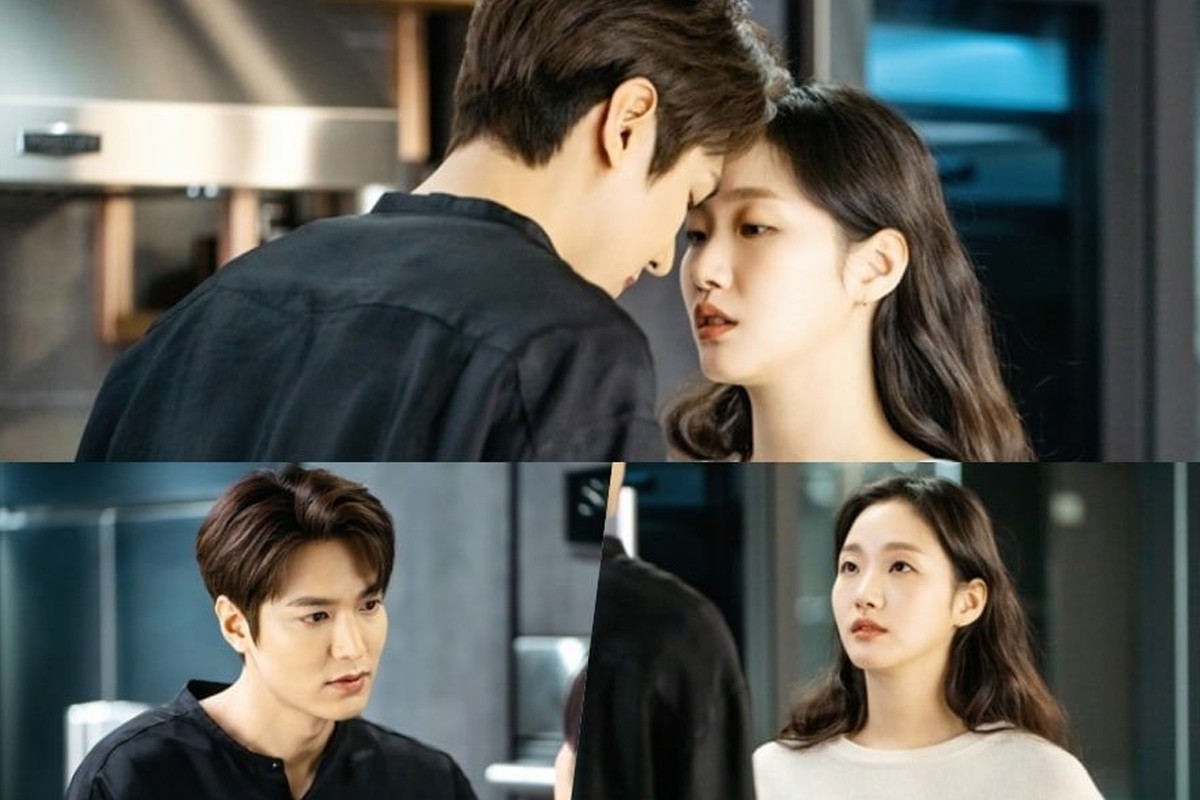 """Lee Min Ho And Kim Go Eun's Relationship Is Reaching A New Level In """"The King: Eternal Monarch"""""""