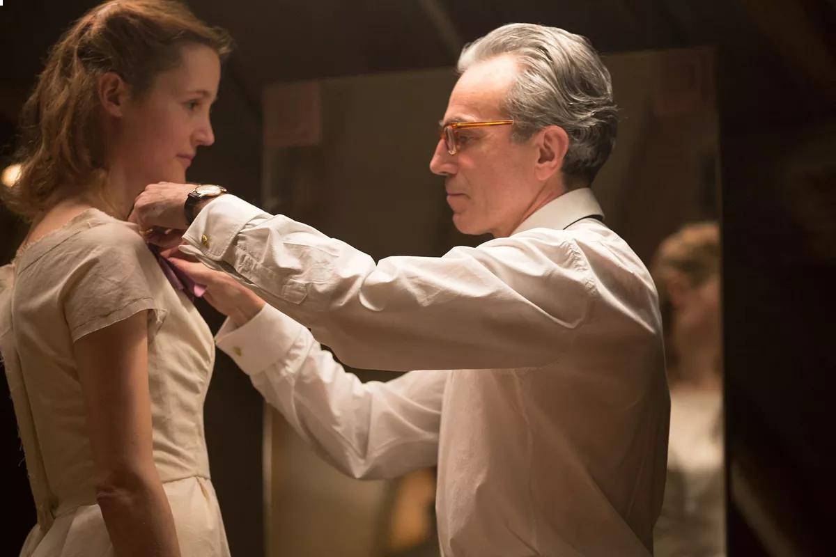 "Oscar-nominated ""Phantom Thread"" now on Netflix"