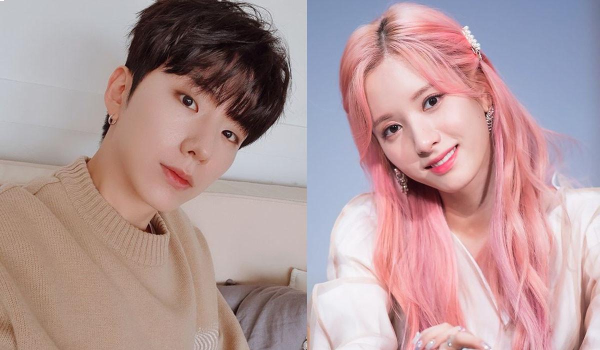 Starship Entertainment denies MONSTA X's Kihyun & Cosmic Girls's Bona's dating rumor