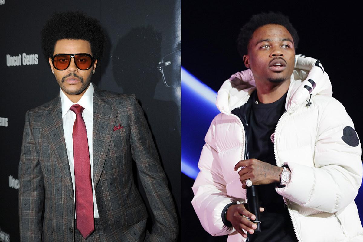 The Weeknd ends Roddy Ricch's U.S. chart run