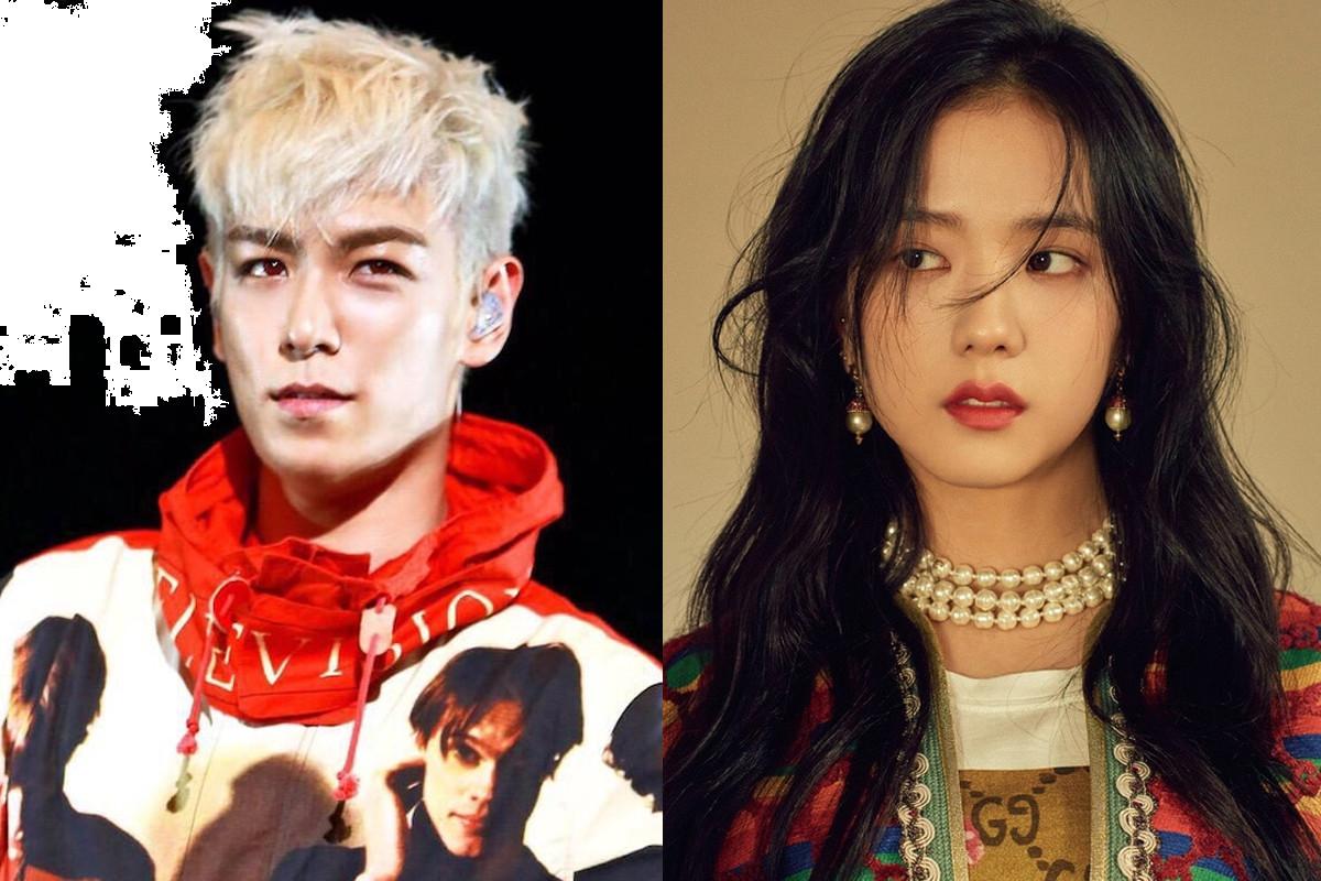 T.O.P (BIGBANG) and Jisoo (BLACKPINK) lead poll for best K-Pop visual in 2020