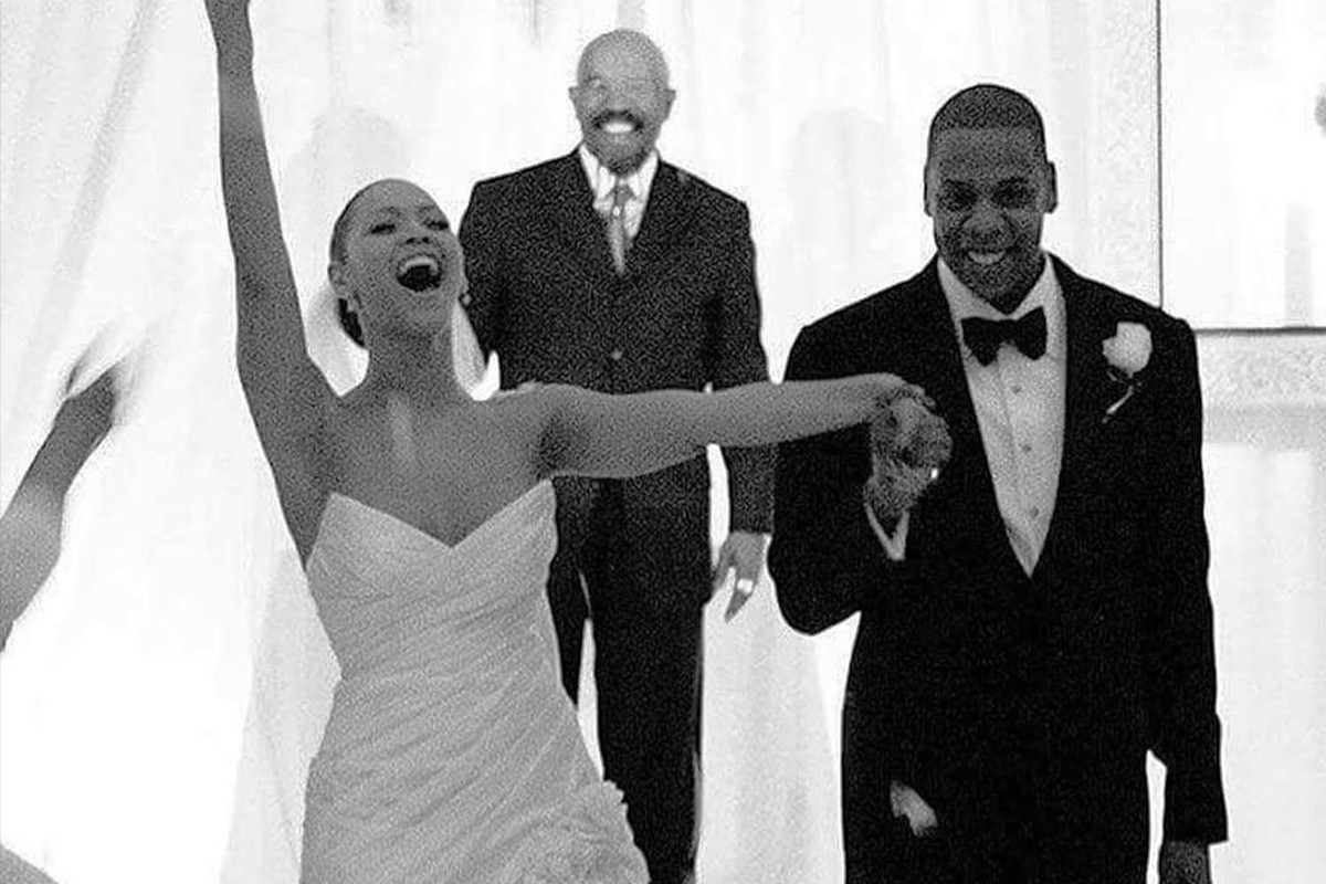 Unseen pictures from Beyoncé - Jay Z's wedding revealed after 12 years