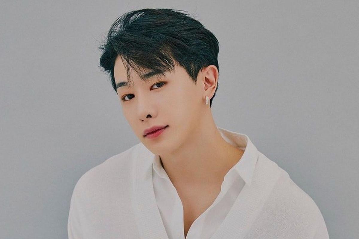Wonho Unveils Fresh Profile Images Under New Label