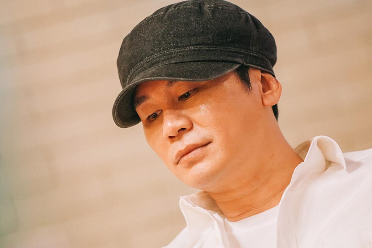 YG founder Yang Hyun Suk handed over to prosecution