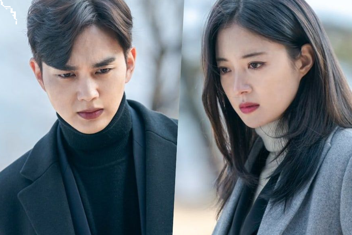 """Yoo Seung Ho And Lee Se Young Continue Their Battle To Find The Truth In """"Memorist"""""""