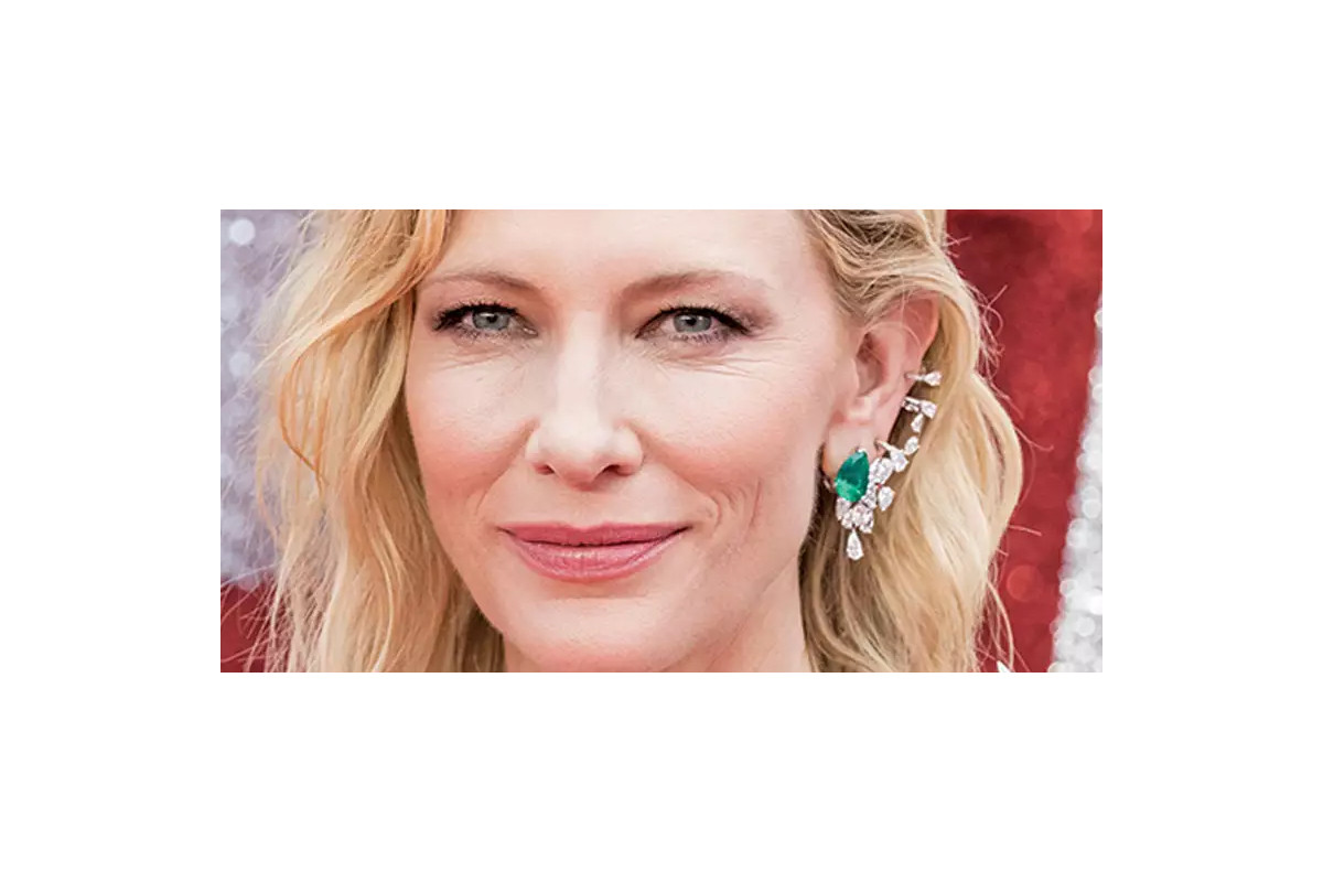 Cate Blanchett disappointed as husband gives her ironing board for wedding anniversary