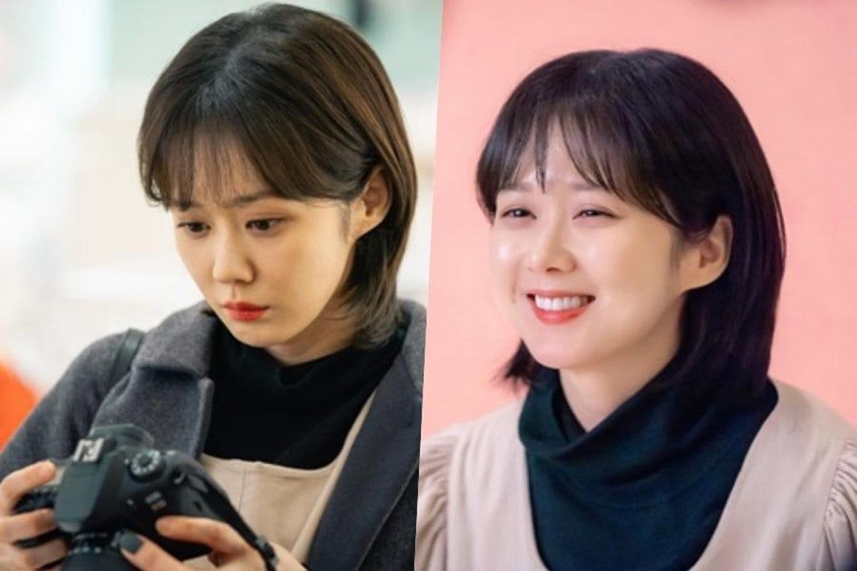 "Jang Nara Shows Passion Behind The Scenes Of ""Oh My Baby"""