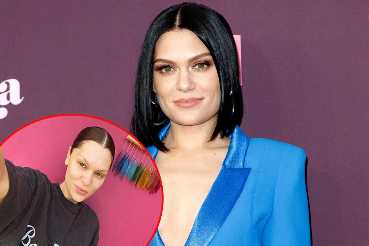 Jessie J Uploads stunning  makeup-free selfie amid coronavirus lockdown in LA