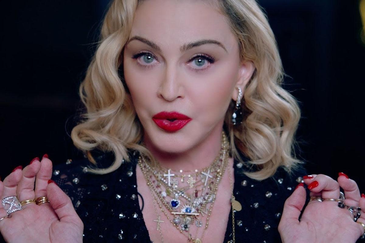 """Pop Queen"" Madonna tests positive for coronavirus antibodies"