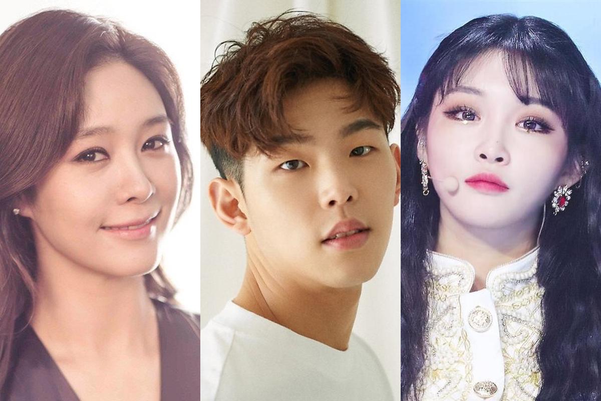 Ock Joo Hyun, Park Bom and Paul Kim to perform at 56th Grand Bell Awards