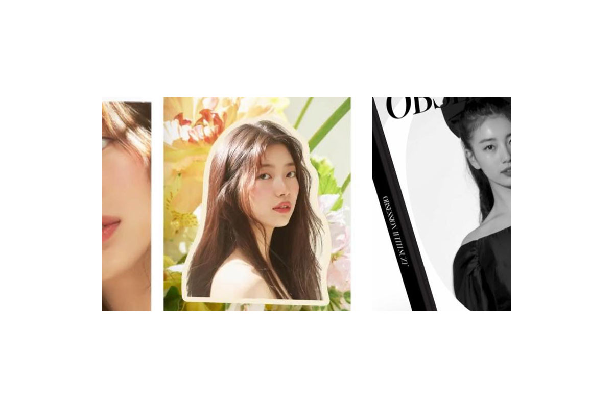 Suzy to issue 1st beauty book 'Obsession with Suzy'