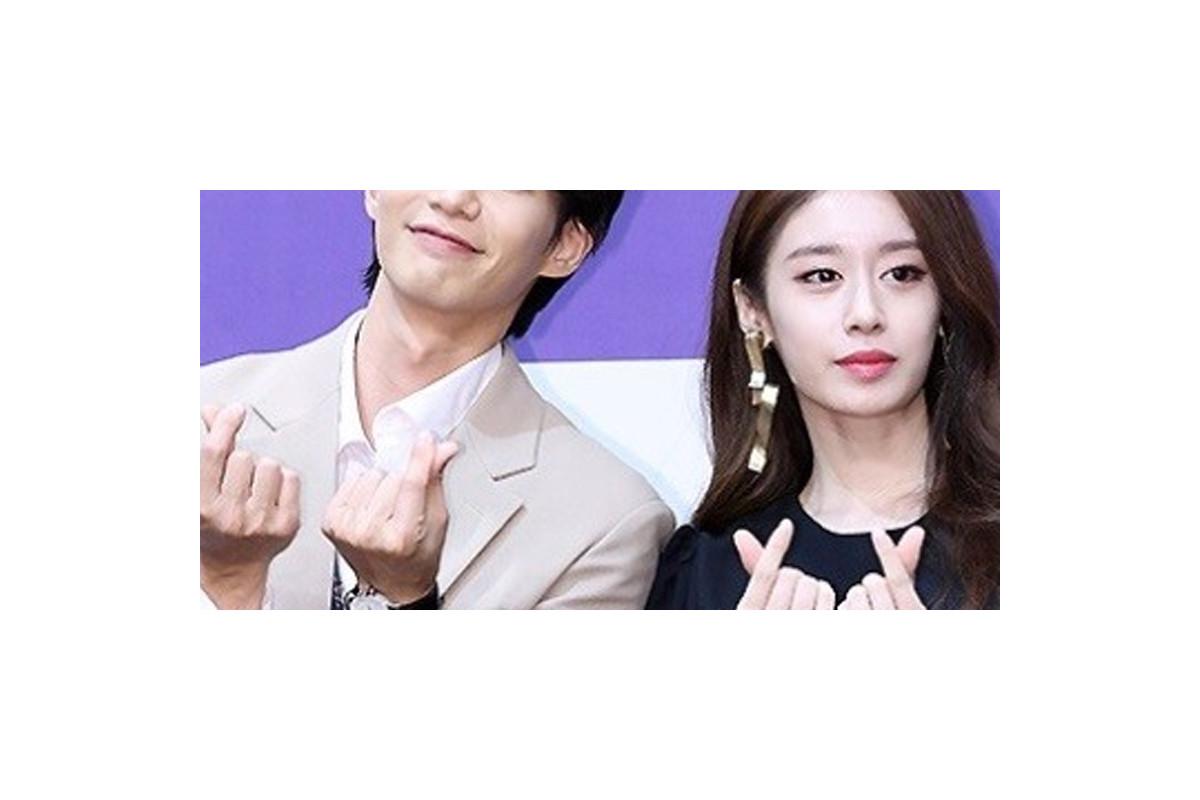 T-ARA Jiyeon and Song Jae Rim officially deny dating rumor