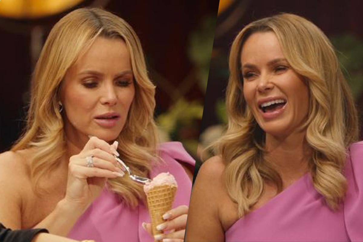Amanda Holden's eating habit surprises Britain's Got Talent audience